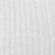 Patons White Canadiana Yarn (4 - Medium)