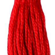 DMC 321 - DMC Embroidery Floss (Thread)