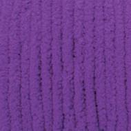 Bernat Pow Purple Blanket Yarn - Small Ball (6 - Super Bulky)
