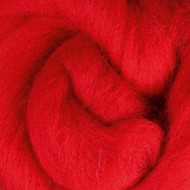 Felting Wool Scarlet Felting Wool