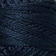 Valdani Dusty Navy Perle Cotton - Size 12 (Thread)