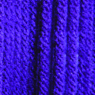 Phentex Dark Purple Worsted Yarn (4 - Medium)