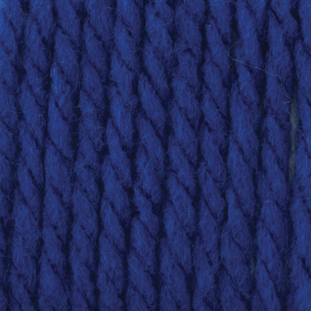 Bernat Royal Blue Softee Chunky Yarn 6 Super Bulky