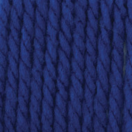 Bernat Royal Blue Softee Chunky Yarn (6 - Super Bulky)
