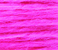 Phentex Hot Pink Slipper & Craft Yarn (4 - Medium)