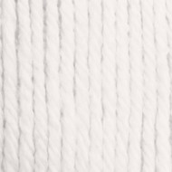 Bernat White Giggles Yarn (4 - Medium)