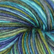 Manos Del Uruguay Deep Sea Silk Blend Space-Dyed Yarn (3 - Light)