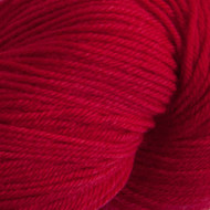 Cascade Christmas Red Heritage Sock Solid Yarn (1 - Super Fine)