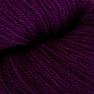 Cascade Dark Plum Heritage Sock Solid Yarn (1 - Super Fine)