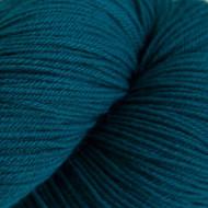 Cascade Como Blue Heritage Sock Solid Yarn (1 - Super Fine)