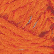 Red Heart Yarn Neon Orange Reflective Yarn (5 - Bulky)