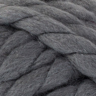 Red Heart Grey Irresistible Yarn (7 - Jumbo)