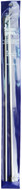 """Susan Bates Quicksilver 2-Pack 14"""" Single Point Knitting Needles (Size US 6 - 4 mm)"""