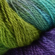 Fleece Artist Aurora Blue Face Leicester 2/8 (0 - Lace)