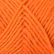 Brown Sheep Yarn Orange You Glad Lamb's Pride Worsted Yarn (4 - Medium)