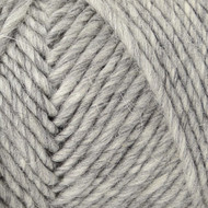 Brown Sheep Yarn Grey Heather Lamb's Pride Worsted Yarn (4 - Medium)