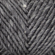 Brown Sheep Yarn Charcoal Heather Lamb's Pride Worsted Yarn (4 - Medium)