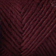 Brown Sheep Yarn Aubergine Lamb's Pride Worsted Yarn (4 - Medium)