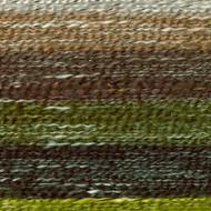 Lion Brand Graceful Green Metallic Shawl In A Ball Yarn (4 - Medium)