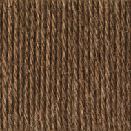 Lily Sugar 'n Cream Warm Brown Lily Sugar 'n Cream Yarn - Super Size (4 - Medium)