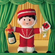 Jean Greenhowe Designs Little Gift Dolls (20 Pages)