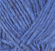 Lopi Space Blue Álafosslopi Yarn (5 - Bulky)