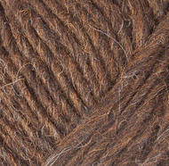 Lopi Chocolate Heather Léttlopi Yarn (4 - Medium)