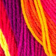 Red Heart Fruity Stripe Super Saver Yarn (4 - Medium)