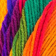 Red Heart Favorite Stripe Super Saver Yarn (4 - Medium)