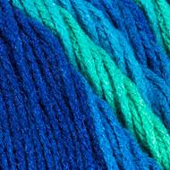 Red Heart Cool Stripe Super Saver Yarn (4 - Medium)