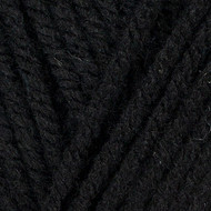 Red Heart Black Comfort Chunky Yarn (5 - Bulky)