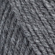 Red Heart Smoke Comfort Chunky Yarn (5 - Bulky)