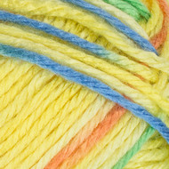 Red Heart Lemon Gumdrop Yarn (4 - Medium)