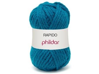 Phildar #14 Petrole Rapido Yarn (6 - Super Bulky)