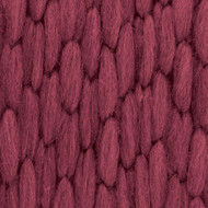 Patons Beet Red Cobbles Yarn (6 - Super Bulky)