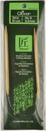 "Clover Tools Takumi Bamboo 24"" Circular Knitting Needle (Size US 8 - 5 mm)"