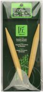 "Clover Tools Takumi Bamboo 29"" Circular Knitting Needle (Size US 19 - 15 mm)"