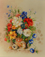Riolis Cross Stitch Flemish Summer Cross Stitch Kit