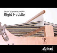 Ashford Learn To Weave On Rigid Heddle Loom