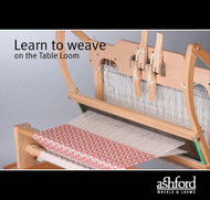 Ashford Learn To Weave On The Table Loom