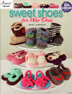 Sweet Shoes For Wee Ones - 15 Delicious Pairs! Serve Them At Your Next Baby Shower! - Book