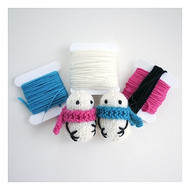 Mochimochi Land Tiny Snowman Kit