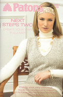 "Patons Classic Wool Worsted & Decor ""Create Your Own Pullover"" Pattern Book"