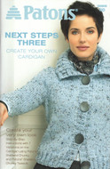 "Patons Shetland Chunky ""Create Your Own Cardigan"" Pattern Book"