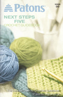 "Patons Assorted Yarns ""Crochet Guidebook"" Pattern Book"