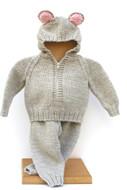 Knitting at KNoon Ted Knitting Pattern