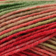 Opal Fire Red Sun Sunrise Yarn (1 - Super Fine)