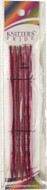 "Knitter's Pride Symfonie Dreamz 5-Pack 6"" Double Pointed Knitting Needles (Size US 6 - 4 mm)"