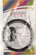 Knitter's Pride Interchangeable Needle Cord 49'' (125cm To Make 150cm / 60'' IC Needle)