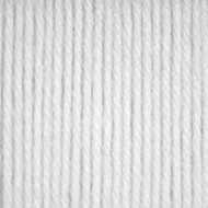 Caron White One Pound Yarn (4 - Medium)